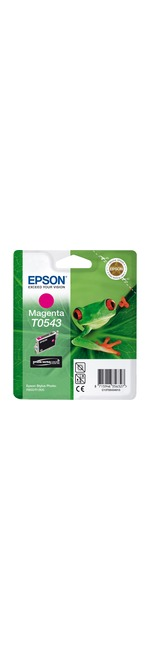 Epson UltraChrome T0543 Ink Cartridge - Magenta