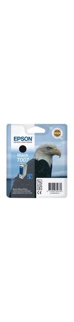Epson T007 Ink Cartridge - Black