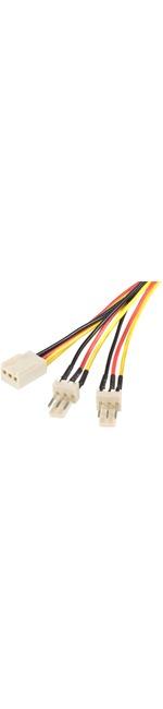 StarTech.com Splitter cable - TX3 fan power - 12in - 1ft