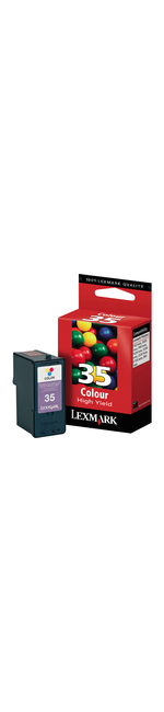 Lexmark 18C0035E Ink Cartridge - Colour