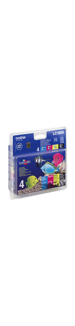 Brother LC1000VALBP Ink Cartridge - Black