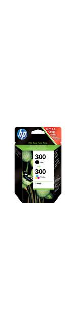 HP No.300 Ink Cartridge - Cyan, Magenta, Yellow, Black