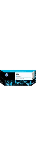 HP No. 772 Ink Cartridge - Light Cyan