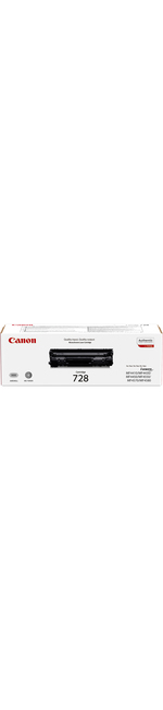 Canon 728 Toner Cartridge - Black