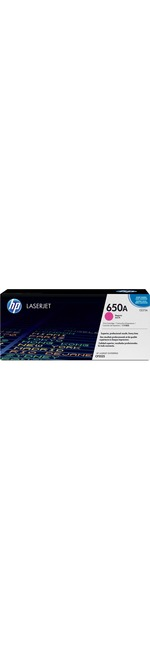 HP 650A Toner Cartridge - Magenta