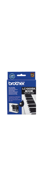 Brother LC-1000BK Ink Cartridge - Black