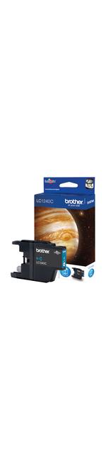 Brother LC1240C Ink Cartridge - Cyan