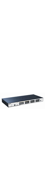 D-Link xStack DGS-3120-24PC 24 Ports Manageable Ethernet Switch