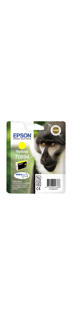 Epson DURABrite T0894 Ink Cartridge - Yellow