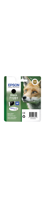 Epson DURABrite T1281 Ink Cartridge - Black