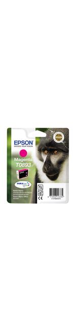Epson DURABrite T0893 Ink Cartridge - Magenta