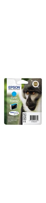 Epson DURABrite Ultra T0892 Ink Cartridge - Cyan