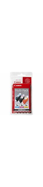 Canon BCI-3e Ink Cartridge - Cyan, Magenta, Yellow