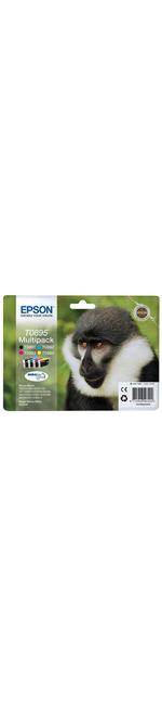 Epson T0895 Ink Cartridge - Black, Cyan, Magenta, Yellow
