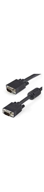 StarTech.com 1m Coax High Resolution Monitor VGA Cable - HD15 M/M - VGA for Video Device, Monitor - 1m - HD-15 Male VGA - HD-15 Male VGA