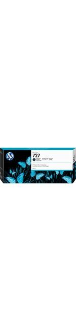 HP 727 Matte Black Ink Cartridge - 300mL