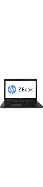HP ZBook 17 43.9 cm 17.3And#34; LED Notebook - Intel Core i7 i7-4700MQ 2.40 GHz - Graphite