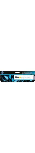 HP 980 Ink Cartridge - Yellow