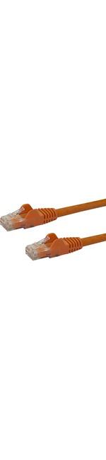 StarTech.com 2m Orange Gigabit Snagless RJ45 UTP Cat6 Patch Cable