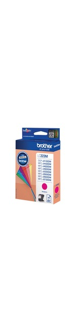Brother LC-223M Ink Cartridge - Magenta