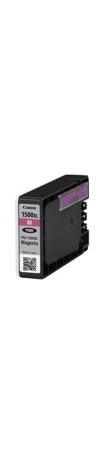 Canon PGI-1500XL M Ink Cartridge - Magenta