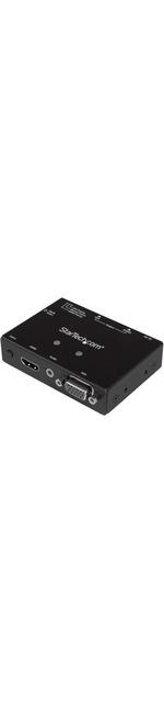 StarTech.com 2x1 VGA plus HDMI to VGA Converter Switch w/ Priority Switching - 1080p - 1920 x 1200