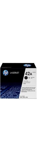 HP Q5942A Toner Cartridge - Black