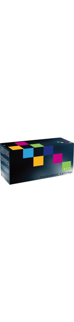 Eco Compatibles Toner Cartridge - Remanufactured for Brother TN326C - Cyan - Laser - High Yield - 3500 Page