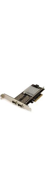 StarTech.com 10Gigabit Ethernet Card for Workstation - PCI Express x4 - 2 Ports - Optical Fiber