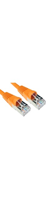 Cables Direct 1 m Category 6a Network Cable for Network Device - First End: 1 x RJ-45 Male Network - Second End: 1 x RJ-45 Male Network - 10 Gbit/s - Patch Cable - S
