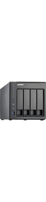 QNAP Turbo NAS TS-451plus 4 x Total Bays NAS Server - Desktop