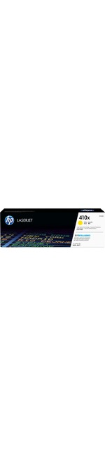 HP 410X Original Toner Cartridge - Yellow