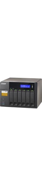 QNAP Turbo NAS TS-653A 6 x Total Bays NAS Server - Desktop - Intel Celeron N3150 Quad-core 4 Core 1.60 GHz - 4 GB RAM DDR3L SDRAM - Serial ATA/600 - RAID Supported