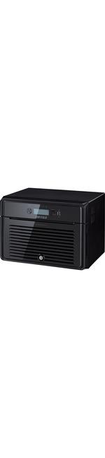 Buffalo TeraStation 8 x Total Bays NAS Server - Desktop - 1 x Intel Atom D2700 Dual-core 2 Core 2.13 GHz - 48 TB HDD - 2 GB RAM DDR3 SDRAM - Serial ATA/300 - RAID
