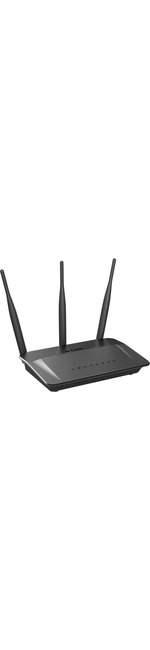 D-Link DIR 809 IEEE 802.11ac Ethernet Wireless Router - 2.40 GHz ISM Band - 5 GHz UNII Band - 3 x Antenna3 x External - 93.75 MB/s Wireless Speed - 4 x Network Por