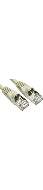 Cables Direct 25 cm Category 6a Network Cable for Network Device - First End: 1 x RJ-45 Male Network - Second End: 1 x RJ-45 Male Network - 10 Gbit/s - Patch Cable -