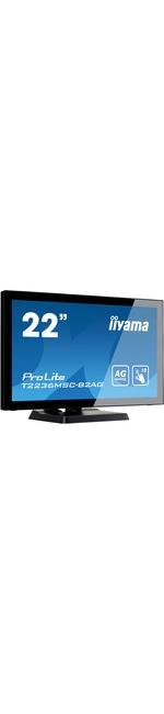 iiyama ProLite T2236MSC-B2AG 55.9 cm 22And#34; LCD Touchscreen Monitor - 16:9 - 8 ms