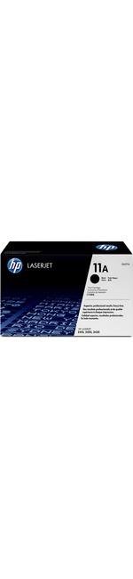 HP 11A Toner Cartridge - Black - Laser - 6000 Page - 1 Each