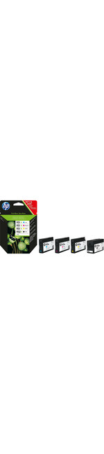 HP 950XL/951XL Ink Cartridge - Black, Cyan, Magenta, Yellow
