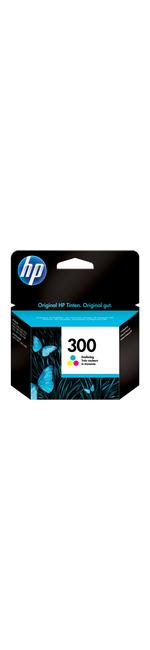 HP No. 300 Ink Cartridge - Cyan, Magenta, Yellow