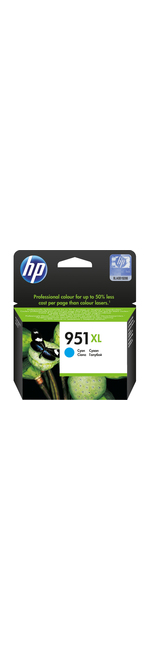 HP 951XL Cyan Ink Cartridge - CN046AE#BGX