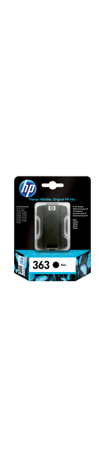 HP No. 363 Ink Cartridge - Black