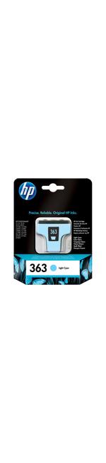 HP No.363 Ink Cartridge - Light Cyan