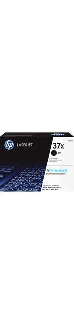 HP 37X Original Toner Cartridge - Black - Laser - High Yield - 25000 Pages