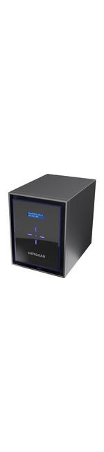 Netgear ReadyNAS RN426 6 x Total Bays SAN/NAS Storage System - Intel Atom Quad-core 4 Core - 4 GB RAM - DDR4 SDRAM Desktop