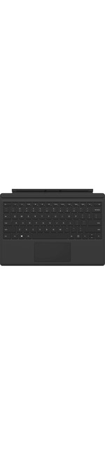 Microsoft Type Cover Keyboard/Cover Case Tablet - Black - Bump Resistant Interior, Scratch Resistant Interior - 215.9 mm Height x 294.6 mm Width x 4.8 mm Depth