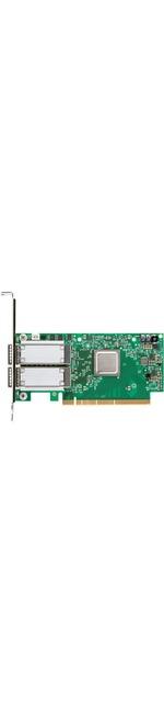 Mellanox ConnectX-5 100Gigabit Ethernet Card for Server - PCI Express 3.0 x16 - Optical Fiber