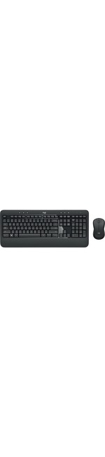 Logitech MK540 Keyboard Andamp; Mouse - USB Wireless