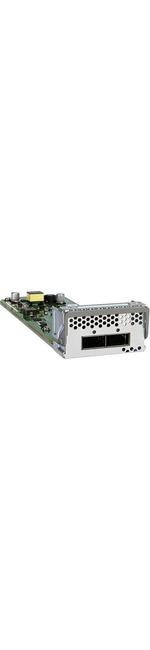 Netgear APM402XL Expansion Module - For Data Networking, Optical Network - Optical Fiber40 Gigabit Ethernet - 40GBase-X - 2 x Expansion Slots - QSFPplus