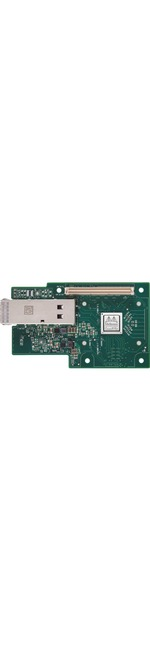 Mellanox ConnectX-4 Lx EN MCX4411A-ACAN 25Gigabit Ethernet Card for Server - PCI Express 3.0 x8 - 1 Ports - Optical Fiber